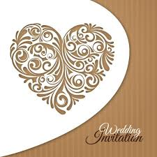 wedding invitations vector 260 wedding invitation templates vectors free vector
