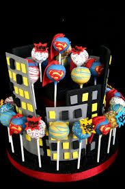 Halloween Cake Pop Ideas by Best 25 Superhero Cake Pops Ideas On Pinterest Pop Uk Batman