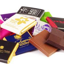 personalised chocolate neapolitans whitakers chocolates