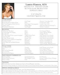 example of great resume nanny resume example great nanny resume