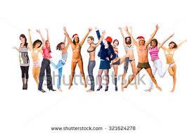 birthday celebrate friends hat stock vector 592629245