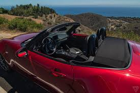 mazda roadster the 2016 miata three days with the people u0027s roadster the verge