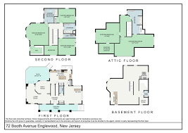 Furniture Icons For Floor Plans 72 Booth Ave Englewood Nj 07631 Usa Virtual Tour