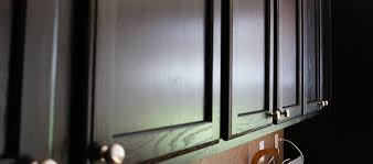 how to paint oak cabinets black cabinet painting and refinishing denver paint company