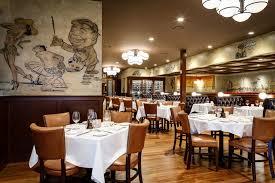 Restaurant Dining Room Best Houston Steakhouses The Palm Houston Steak Restaurant