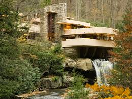 Falling Water Interior Enchanting Who Is Frank Lloyd Wright 24 About Remodel Interior