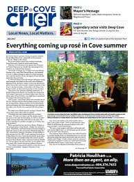 deep cove crier july 2017 by nsn features issuu