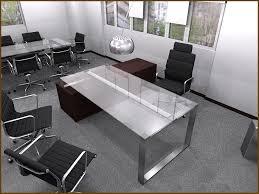 modern metal desk legs