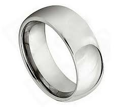titanium mens rings titanium men s ring in men s rings