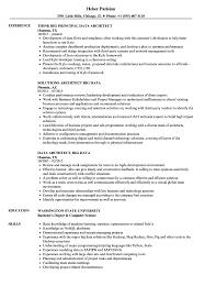 big data hadoop resume data architect big data resume samples velvet jobs