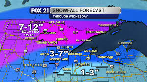 Snow Coverage Map First Snow Storm Of 2017 Fox21online