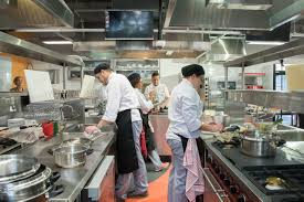 kitchen design training culinary equipment company has designed and equipped the new