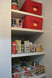Shelf Organizers Kitchen Pantry Amazing Pantry Organization Uses Under Shelf Baskets And Multi