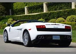 lamborghini gallardo for sale toronto lamborghini gallardo lp560 spider car rental toronto