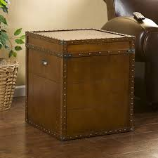 Rustic Trunk Coffee Table Furniture Trunk End Tables Storage Trunks Chest Coffee Table