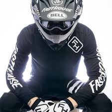 ufo motocross helmet new fasthouse mx grindhouse midnight black jersey pants motocross