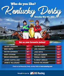 list please predict who the which jockey will win the 2017 kentucky derby daily racing news