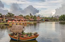 Bio Bandung what about local food floating market lembang bandung is also