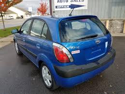 2007 kia rio5 sx marks auto sales