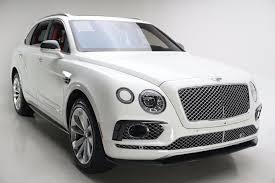 bentley suv 2017 2017 bentley bentayga w12 stock cp13575 for sale near charlotte