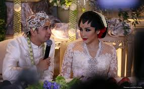 wedding dress nagita slavina raffi ngorok nagita slavina tak bisa tidur iyaa