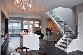 deckview glass railing interior open concept staircase deckview