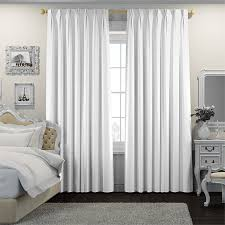 White Curtains White Curtains 2go Pure White In Linen Faux Silk U0026 More