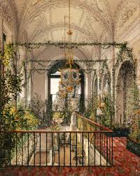 ukhtomsky konstantin andreyevich interiors of the winter palace