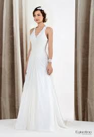robe mariã e fluide cette robe de mariée fluide en mousseline avec bretelles tour de