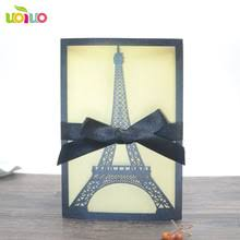 Eiffel Tower Invitations Online Get Cheap Latest Birthday Cards Aliexpress Com Alibaba Group