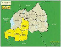 Map Of Rwanda Country Profile Rdis Rwanda