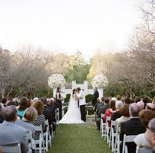 Topiary Wedding - oversize topiary arrangements outdoor ceremony decor wedding and