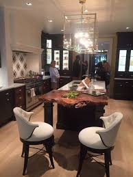 kitchen dining island 21 best live edge islands images on wood countertops