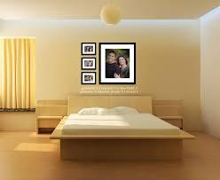 bedroom wall decor ideas diy cocoa sateen curtain black metal