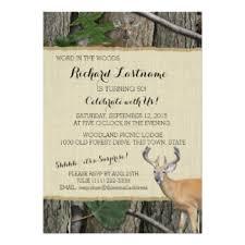 hunting birthday cards photocards invitations u0026 more