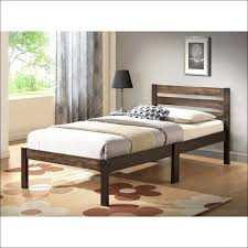 Fabric And Wood Headboards by Bedroom Twin Bed Frame With Drawers And Headboard Twin Bed Wood