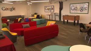 Google Headquarters Interior Google Chicago Opens New West Town Headquarters Abc7chicago Com