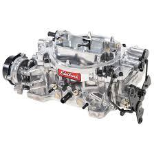 edelbrock 1404 performer 500 cfm 4 barrel carburetor manual choke