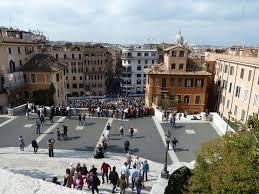 spanische treppe in rom bild spanische treppe zu piazza di spagna spanische treppe in rom