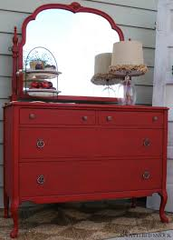 dresser and tv stand combo sold red antique dresser painted with annie sloan u0027s emperor u0027s