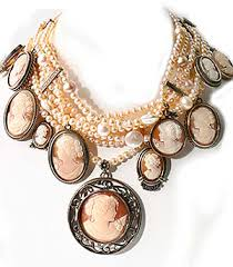 victorian cameo necklace images History of victorian jewelry jpg