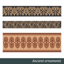 ancient ornament pattern vector 02 vector ornament vector
