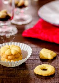 danish christmas butter cookies vaniljekranse recipe