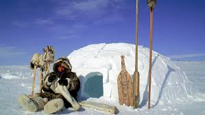 how do eskimos live in modern times reference com