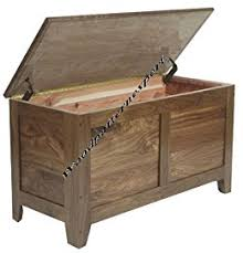 How To Make A Wooden Toy Box by Amazon Com Build Your Own Cedar Storage Chest Diy Plans Hope