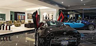 awesome car garages the 15 most amazing garages in the world