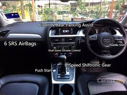 audi a4 paddle shifters audi a4 2014 tfsi 1 8 in selangor automatic sedan for rm