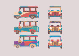 jeepney drawing jeepney free vector art 143 free downloads