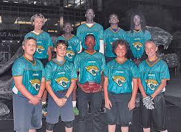 Raiders Flag Football Flag Football Team To Play At Nfl Pro Bowl Florida Newsline
