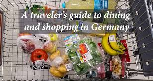 Shopping In Germany Traveler S Guide To Dining And Shopping In Germany